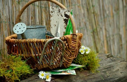 Productos para la jardinería y agricultura