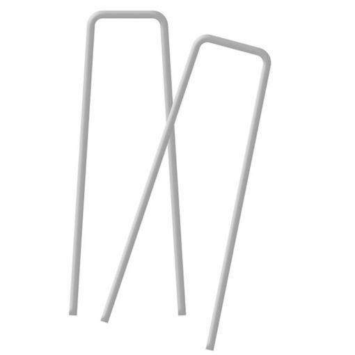 Grapas metálicas de 3,5 X 17 cm