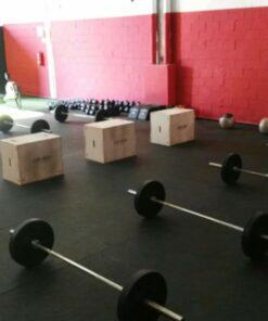 Suelo de gimnasio Sport Premium por rollo