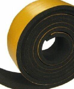 Perfil esponjoso con adhesivo rollo de 10 metros (5 mm de espesor)