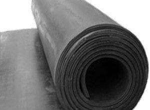 Plancha de goma SBR con tejido por rollo (1,4 m de ancho)
