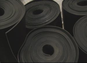 Plancha de nitrilo por rollo (1 m de ancho)