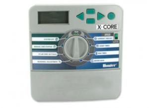 Programador de riego Hunter X-CORE XC-601 (6 estaciones)
