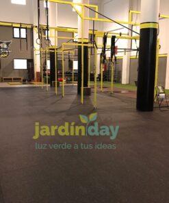 Suelo de gimnasio Sport Optimus por tramos (1,25 m de ancho)
