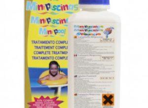 Tratamiento completo minipiscina
