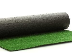 Césped artificial de 7 mm tipo moqueta (tramos de 5 metros)