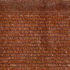 malla de sombreo marrón