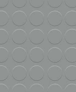 Pavimento círculo gris 3 mm por tramos (1 m de ancho)