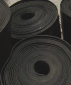Plancha de nitrilo por tramos (1,4 m de ancho)