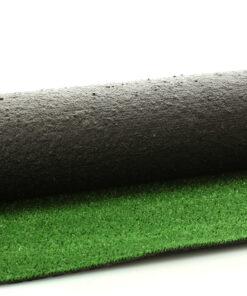 Rollo de césped artificial tipo moqueta de 7 mm