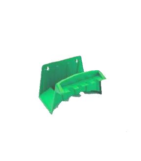 Colgador manguera plástico