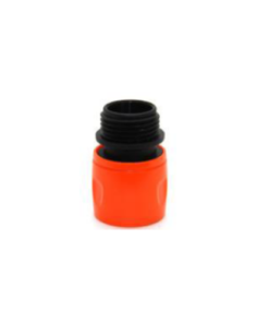 Conector de manguera con rosca macho 3/4″ Linea Basic