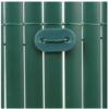 Accesorios de fijación para cañizo de PVC
