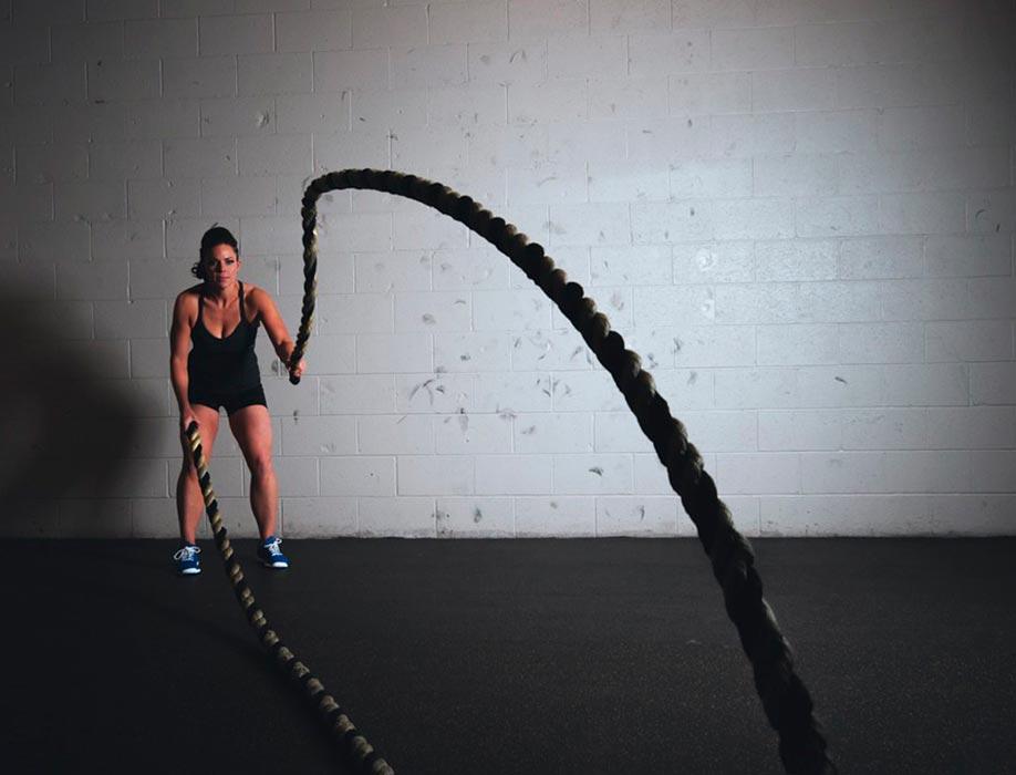 suelos de gimnasio para crossfit