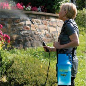 Pulverizadores para jardines y huertos
