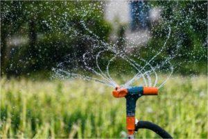Aspersor de riego agricola y para jardines