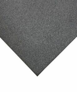 Loseta de caucho gris 100 x 100 cm