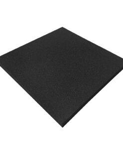 Loseta caucho alta densidad Premium 50 x 50 cm